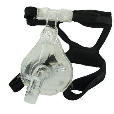 Maski ustno-nosowe i twarzowe CPAP