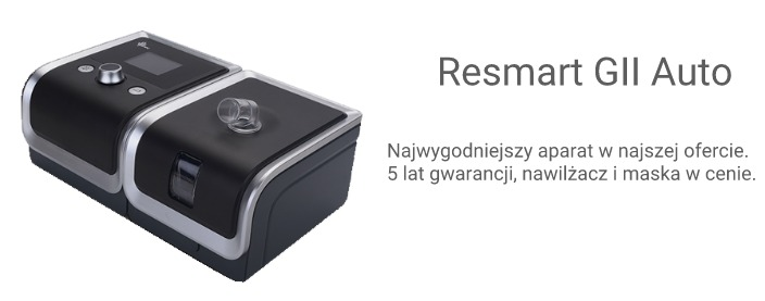 Resmart GII Auto CPAP